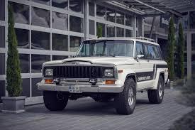 racing jeep cherokee jeep cherokee chief martini garage