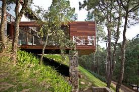 the forest house by espacio ema house architecture and prefab