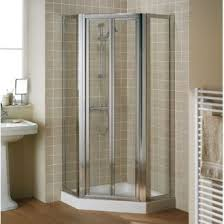 Shower Door 720mm Lakes Pentagon Shower Enclosure Including Framed Door Lakes