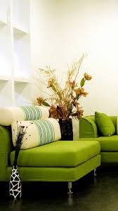 Greenliving by Home Design Green Living Room Sofa 2 Iphone 6 Wallpaper Hd