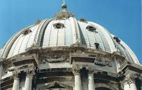 alla cupola di san pietro il vaticano â ii parliamo dâ italia