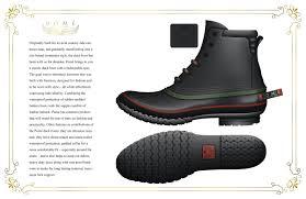 pome duck boot mens fall 2009 by juan castillo at coroflot com