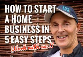 starting online business from home how to start a steps to starting a home business best ways to do it yourself