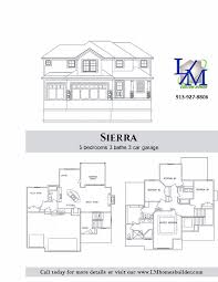 floor plans u2013 custom homes with l m homes builder