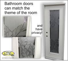 glass door tampa bathroom doors the glass door store