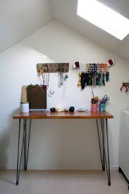 attractive build your own wall mounted desk how to build a wall