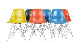 Eames Fiberglass Armchair How To Identify A Genuine Eames Molded Side Chair
