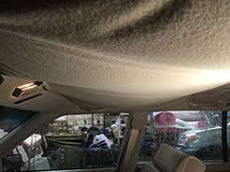 Headliner Upholstery Fix Car Headliner Replace Car Headliner