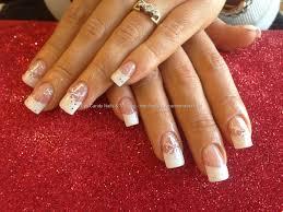 eye candy nails u0026 training acrylic nails with gelux glitter gel