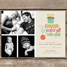 baby announcement cards christmas baby announcement wording christmas card ba announcement