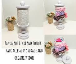 headband stand headband stand hair accessory organizer headband holder home