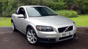 volvo hatchback 1998 used 2007 volvo c30 2 0 se lux 2 door coupe for sale in devon