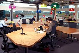 designing your office the robbert business report