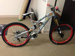 Wildfire Designs Bicycles by Intense Tracer 275 Picture By James Costley White Mountain Bike
