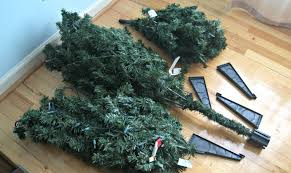Fake Tree by 8 Hacks To Make Your Fake Christmas Tree Look Full And Fabulous