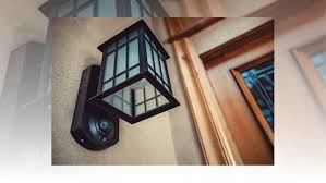 outdoor light with camera costco lighting kuna smart home security outdoor light camera craftsman