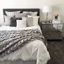 Top  Best White Grey Bedrooms Ideas On Pinterest Beautiful - Furniture for bedroom design