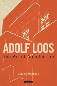 adolf loos the of architecture