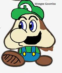 Weegee Memes - weegee goomba by allthestuffilike94 on deviantart