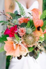 Best Flowers For Weddings Best 25 Tropical Wedding Bouquets Ideas On Pinterest Tiger Lily