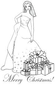 barbie princess coloring pages free printable archives for 99
