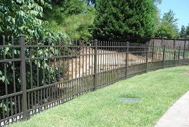 commercial decorative fencing birmingham al ornamental fence