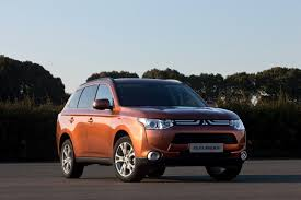 lifted mitsubishi outlander all new mitsubishi outlander breaks cover lineup will include a