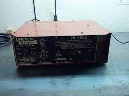 lincoln electric ac 225 ac225 ac dc stick tig welder conversion