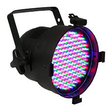 american dj led lights dj led par 56 plus short black