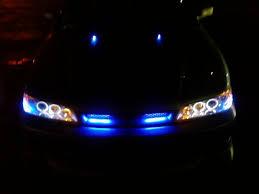 lexus lights for honda accord 94 97 honda accord halo led projector headlights dash z racing blog
