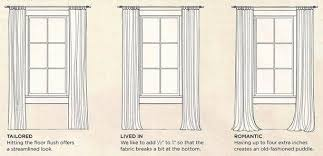 where to hang curtains stunning 20 where to hang curtains design inspiration of best 25