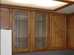 Cabinet Door With Glass Kitchen Glass Kitchen Cabinet Doors With Fronts Beautiful For