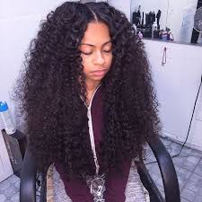 best 25 curly hair sew in ideas on pinterest curly sew in