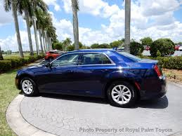 2016 used chrysler 300 4dr sedan limited rwd at royal palm toyota