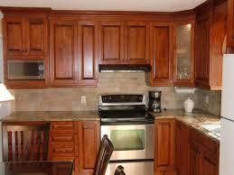 specialitésmm armoire de cuisine en merisier teint comptoir en granit