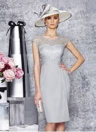 a linie u ausschnitt knielang tull brautjungfernkleid mit spitze p658 of the dresses 176 88 sheath column scoop neck