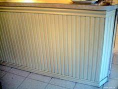 Pine Beadboard Paneling - knotty pine paneled wainscoting wainscoting pinterest