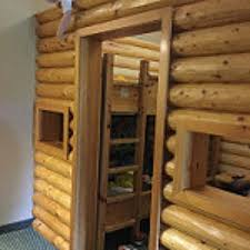 three bunk beds bunk room for the kids has three beds the bunk bed and another