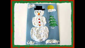 winter theme craft ideas for preschoolers youtube