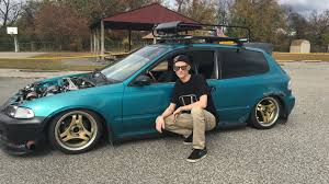 sick lowered cars sh t civic owners say youtube