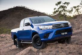 toyota hilux toyota hilux wins august sales race car news carsguide