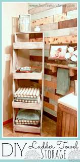 Bathroom Shelving Ideas For Towels Contemporary Diy Bathroom Towel Storage And Design Ideas