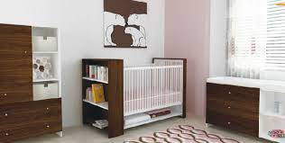 crib and changer combo in kids modern with dressers for girls next