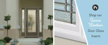 glass for front doors severe weather glass u2022 impact resistant glass for entry doors