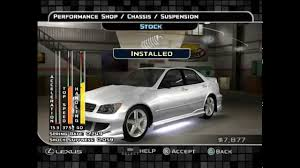 tuned lexus is300 mc3 lexus is300 tuning youtube