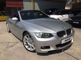 bmw 335i convertible 2010 bmw 335i 2010 m sport 3 0 in kuala lumpur automatic coupe silver