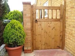 Garden Gate Garden Ideas Wood Gate Ideas Endearing Wood Gates Ideas Wooden Fence Gate