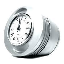 Small Desk Clock Small Desk Clock R Wasp Radial Engine Piston Desk Clock