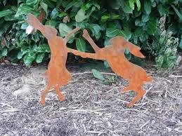 best 25 metal garden ornaments ideas on garden ideas