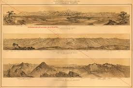 Paper Town Map Old Maps Product Categories Old Colorado Historic Prints